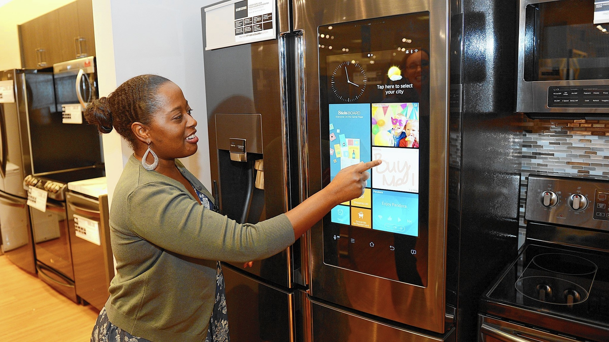 Jcpenney Appliances Kitchen Jc Penney Debuts Major Appliances At Lehigh Valley Mall Store