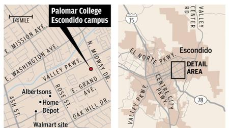 ESCONDIDO: Palomar College to spend $8.7M upgrading satellite campus ...