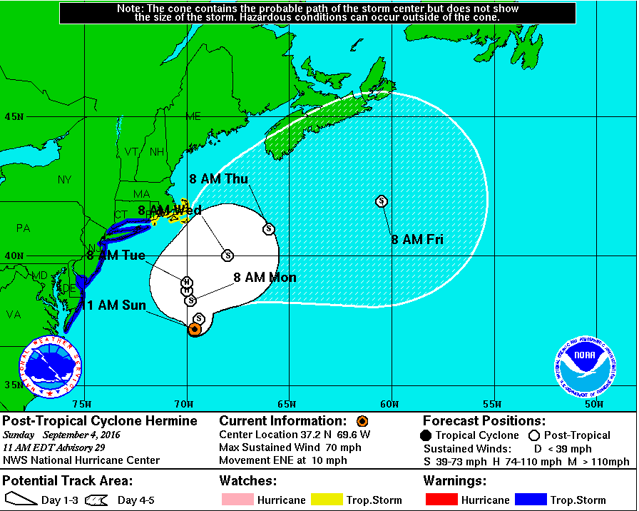 some flooding possible monday but no damage reported in ocean city