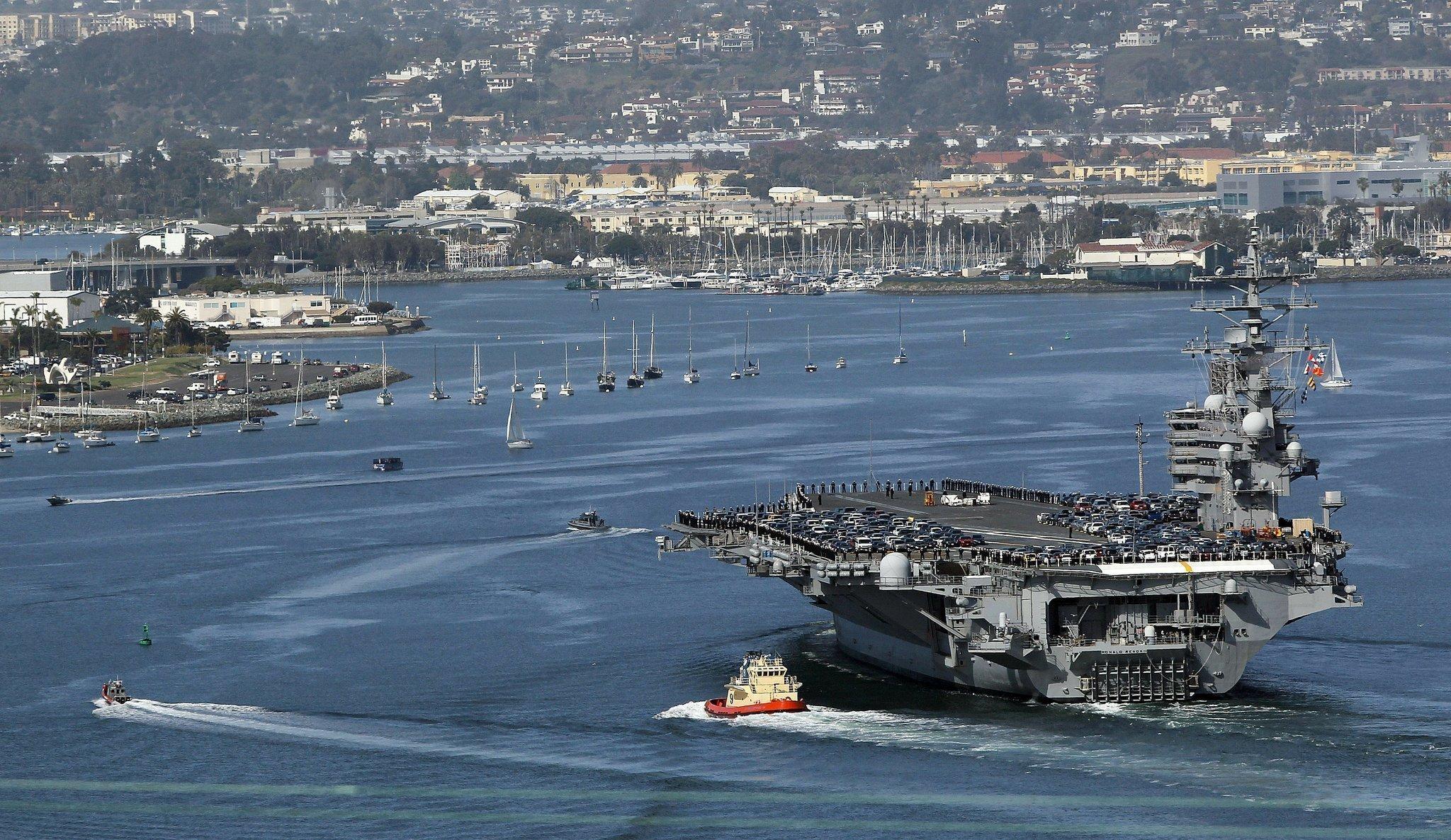 Uss Gerald R Ford Inside The World S Most Advanced Aircraft Carrier Fox News