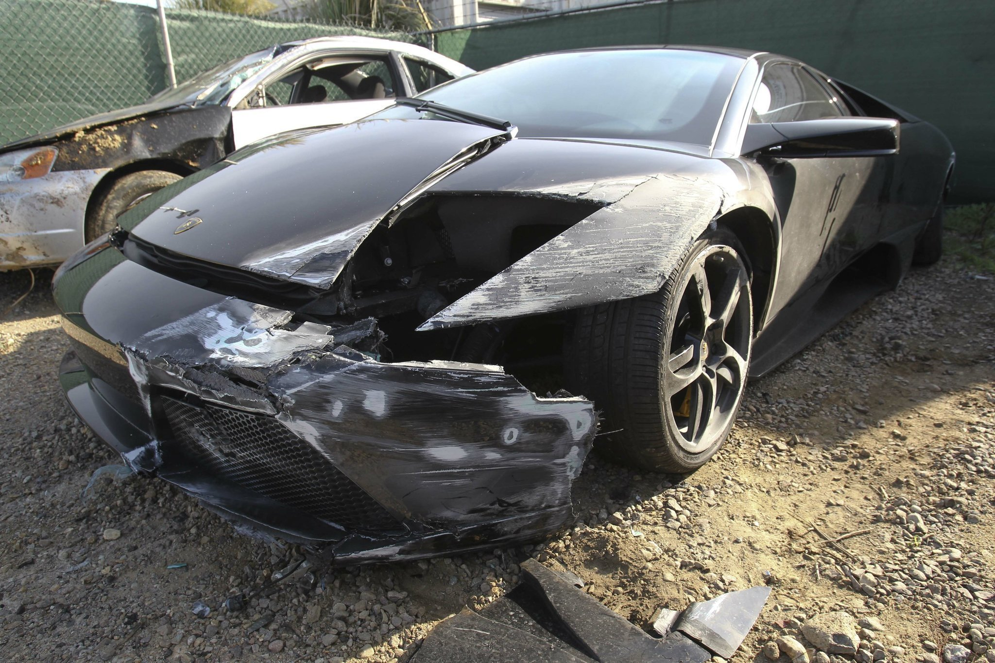 Cops No New Leads In Lamborghini Crash The San Diego