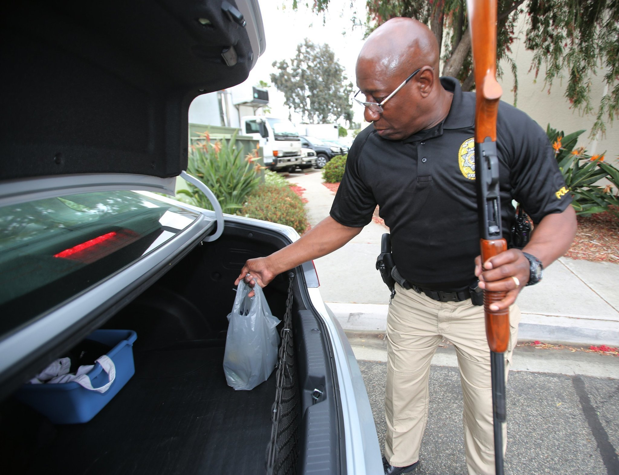 Gun buyback nets 210 firearms - The San Diego Union-Tribune