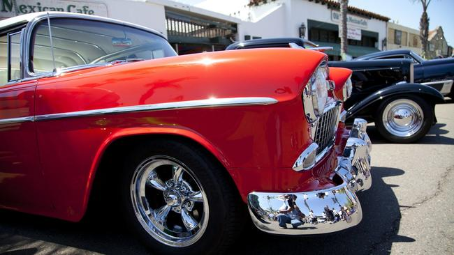 Kustom Kulture Cars Brighten Old Town The San Diego UnionTribune - Old town car show time