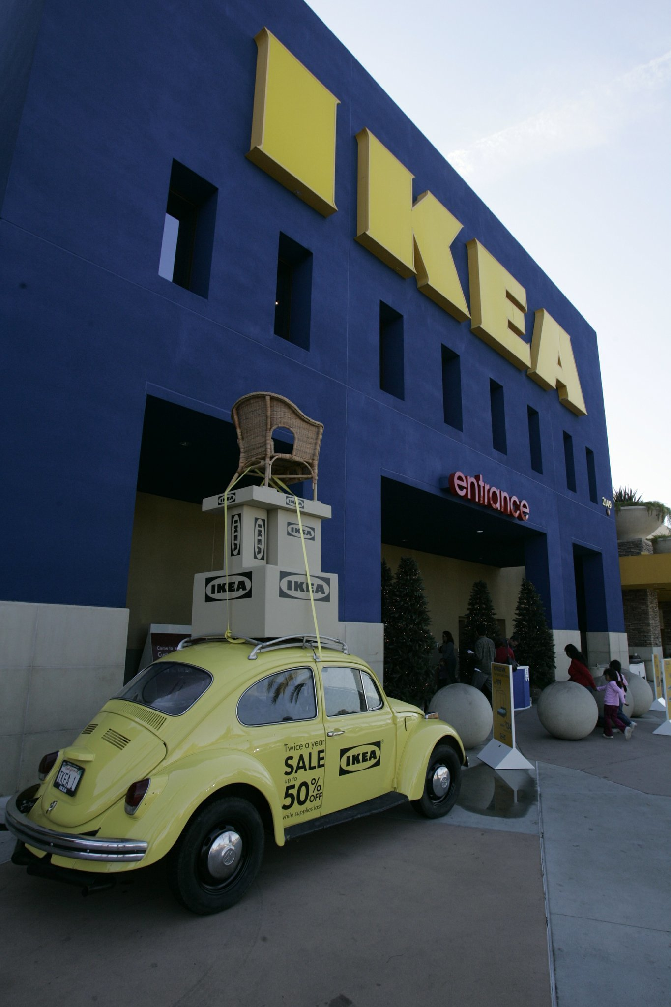 ikea coming to north county the san diego union tribune. Black Bedroom Furniture Sets. Home Design Ideas