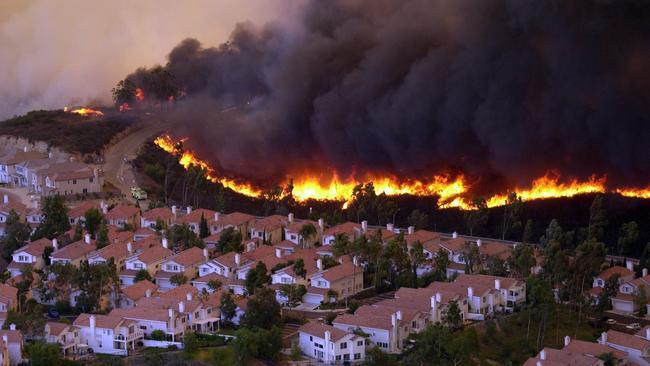 Resultado de imagen para Cedar Fire