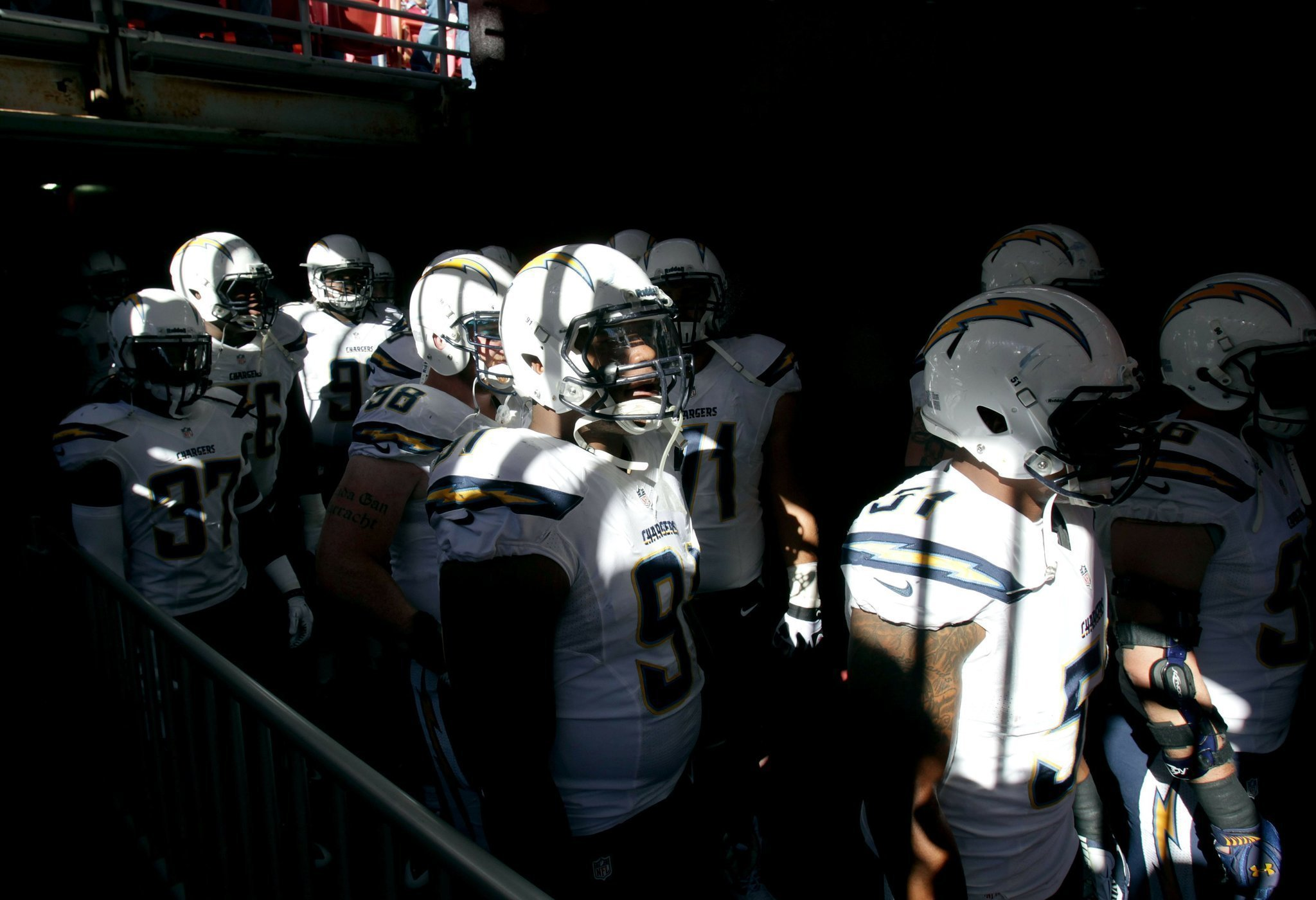 Chargers Get Blackout Lifted The San Diego Union Tribune