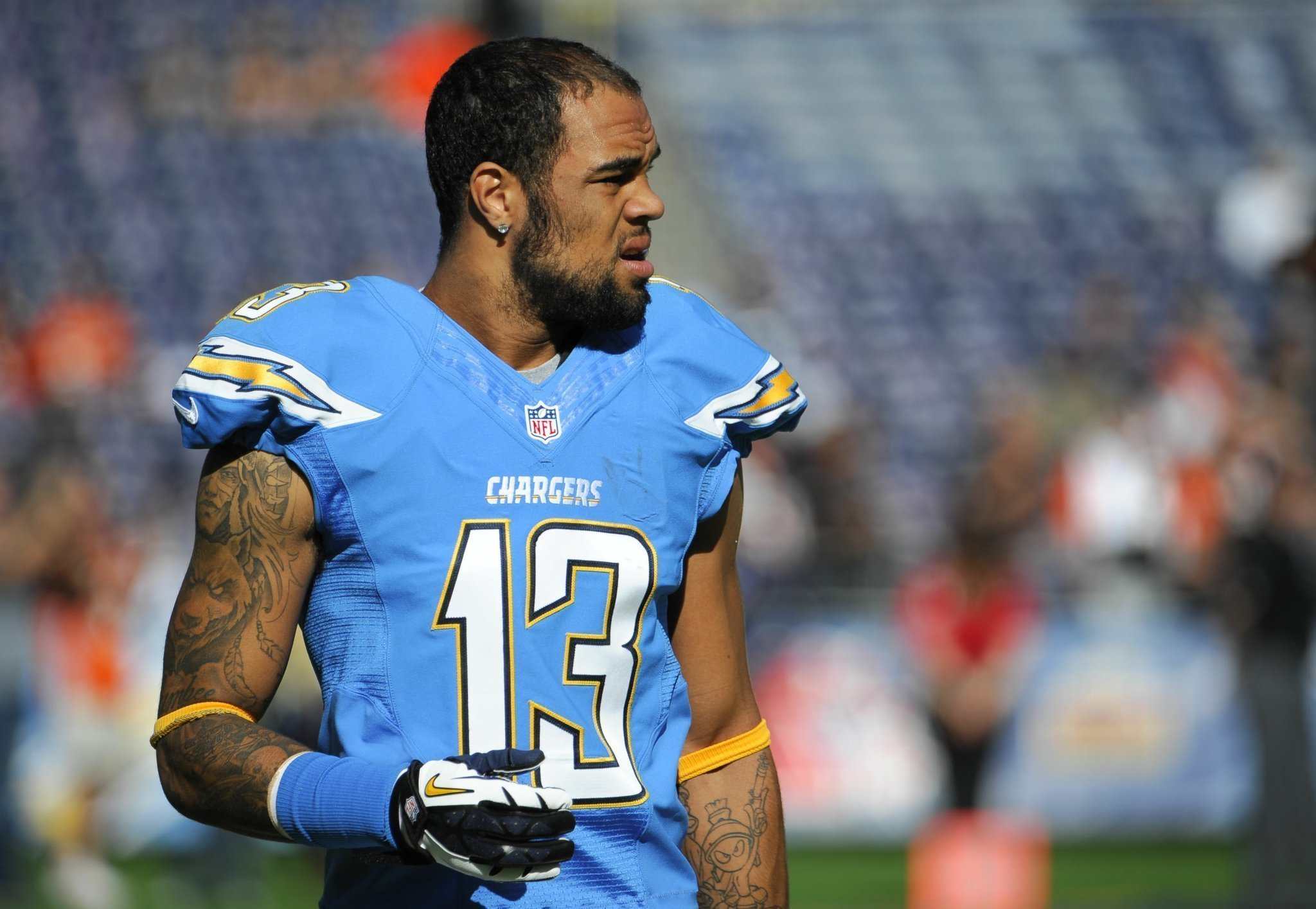 Keenan Allen Considered Quitting Nfl The San Diego Union