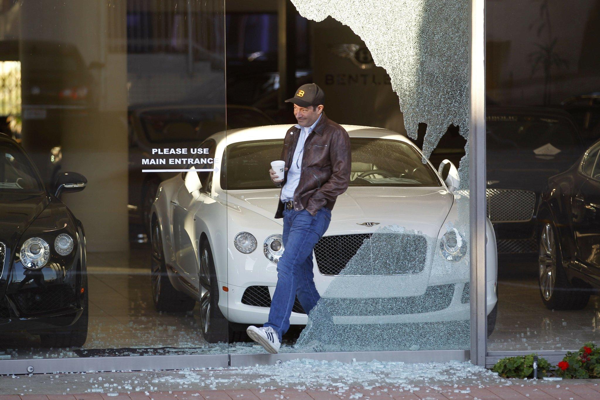 Car Dealer Linked To Funding Scandal The San Diego Union Tribune