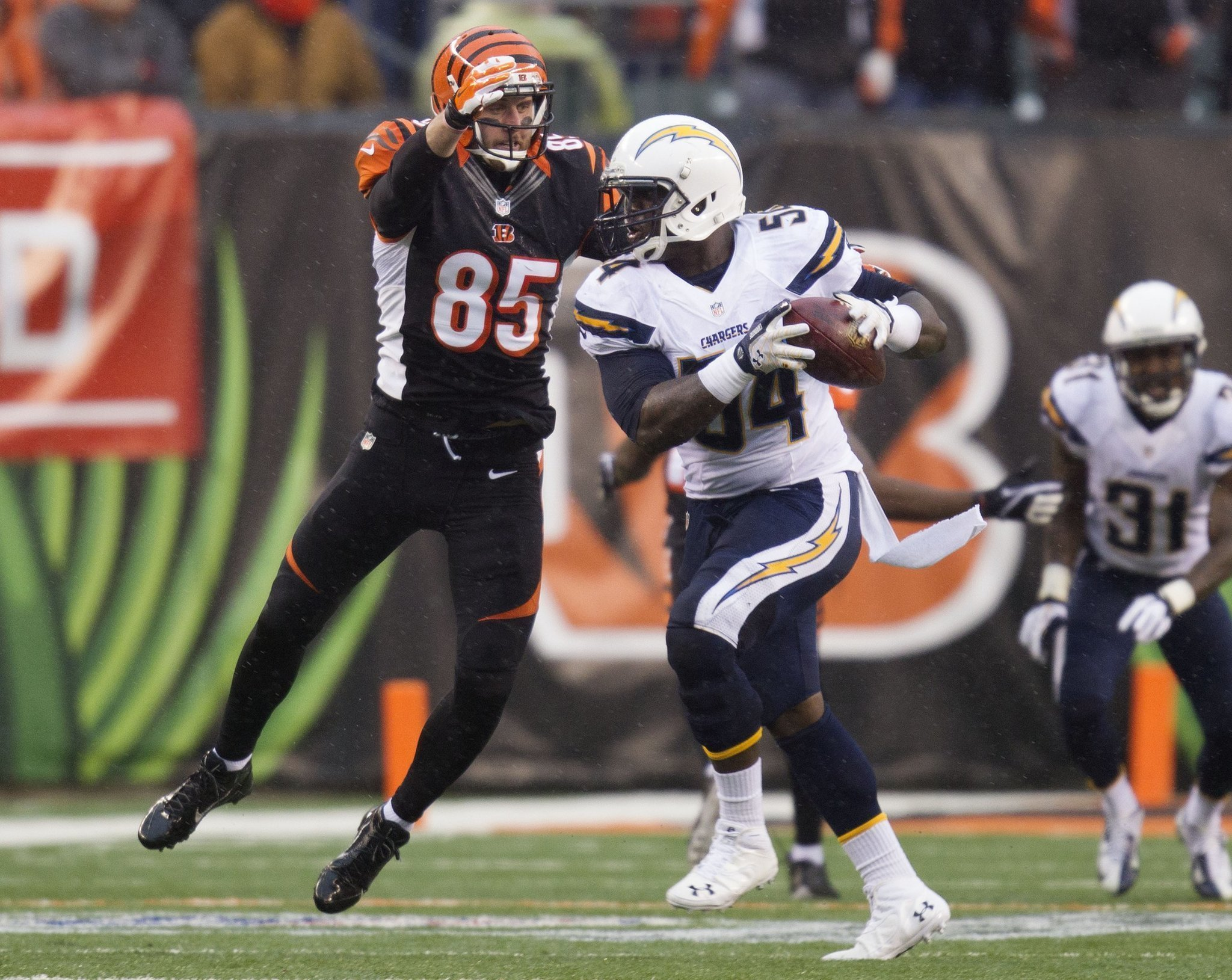 Ranking the Bolts No 19 Melvin Ingram The San Diego Union Tribune