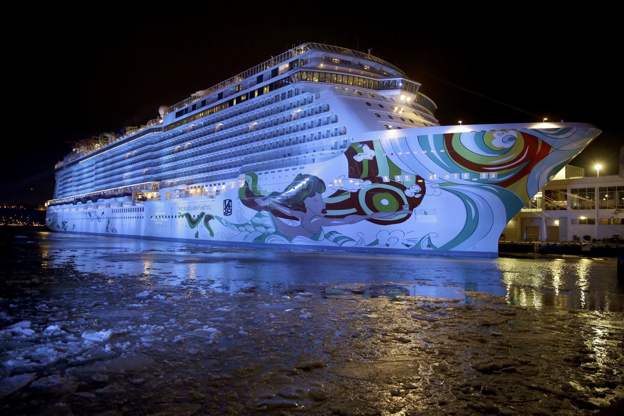 Superior Cruise Ship Serving As Super Bowl Floating Hotel   The San Diego  Union Tribune Nice Ideas
