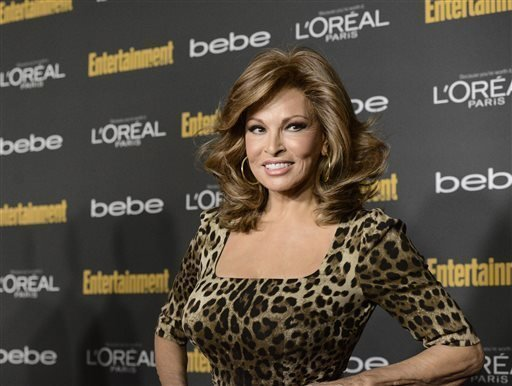 Actress Raquel Welch is as sexy as ever at 76 - see what she looks Raquel welch old photos