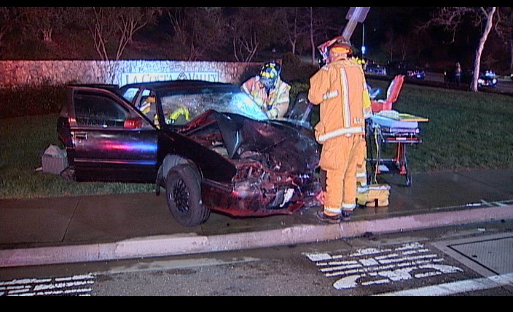 One Killed Another Injured In Carlsbad Crash The San Diego