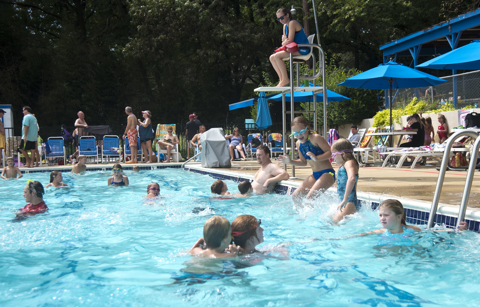Labor Day At Cape St Claire Swim Club Carroll County Times