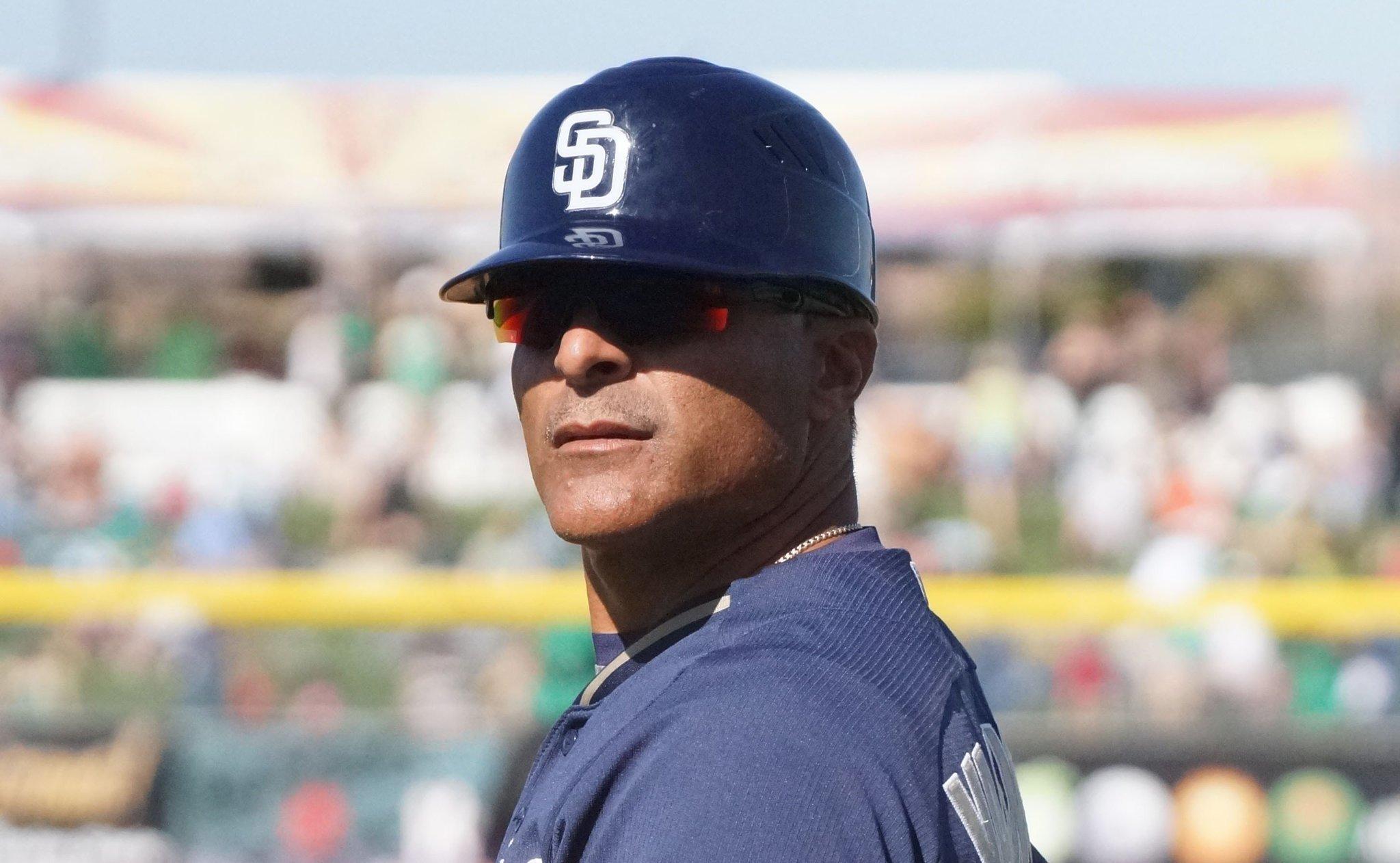 Work Ethic Drives Valentin Back To Majors   The San Diego Union Tribune