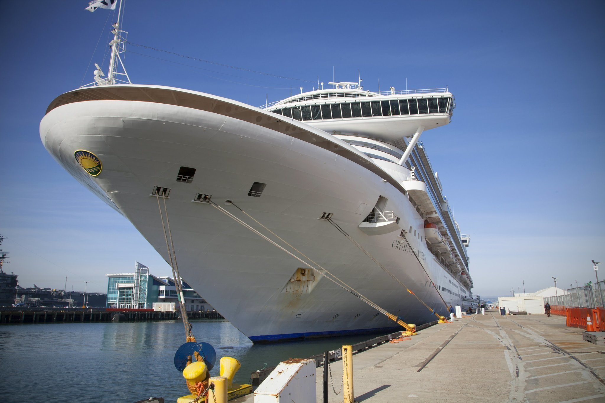 Cruise Hit With Norovirus Docks In SD The San Diego UnionTribune - Which cruise ships have had norovirus outbreaks