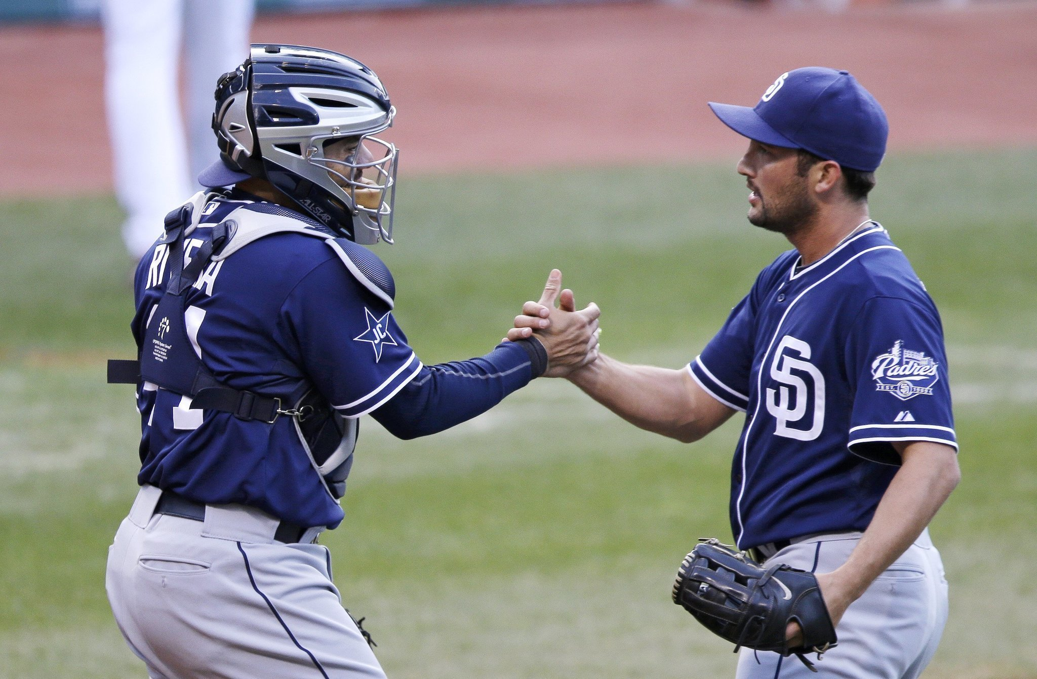 Rivera frames another one-hitter - The San Diego Union-Tribune