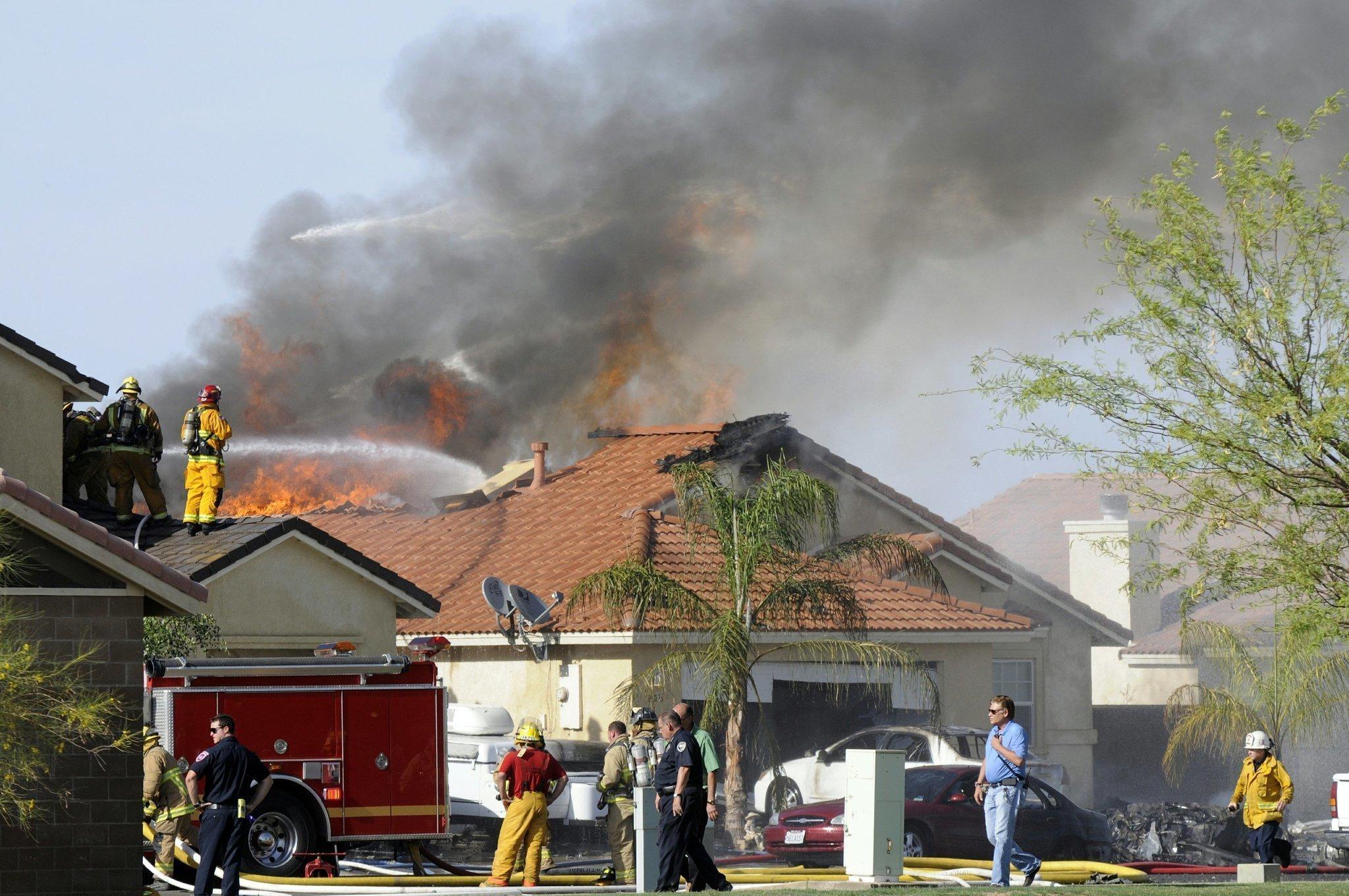 Marine jet crashes in Imperial The San Diego Union Tribune