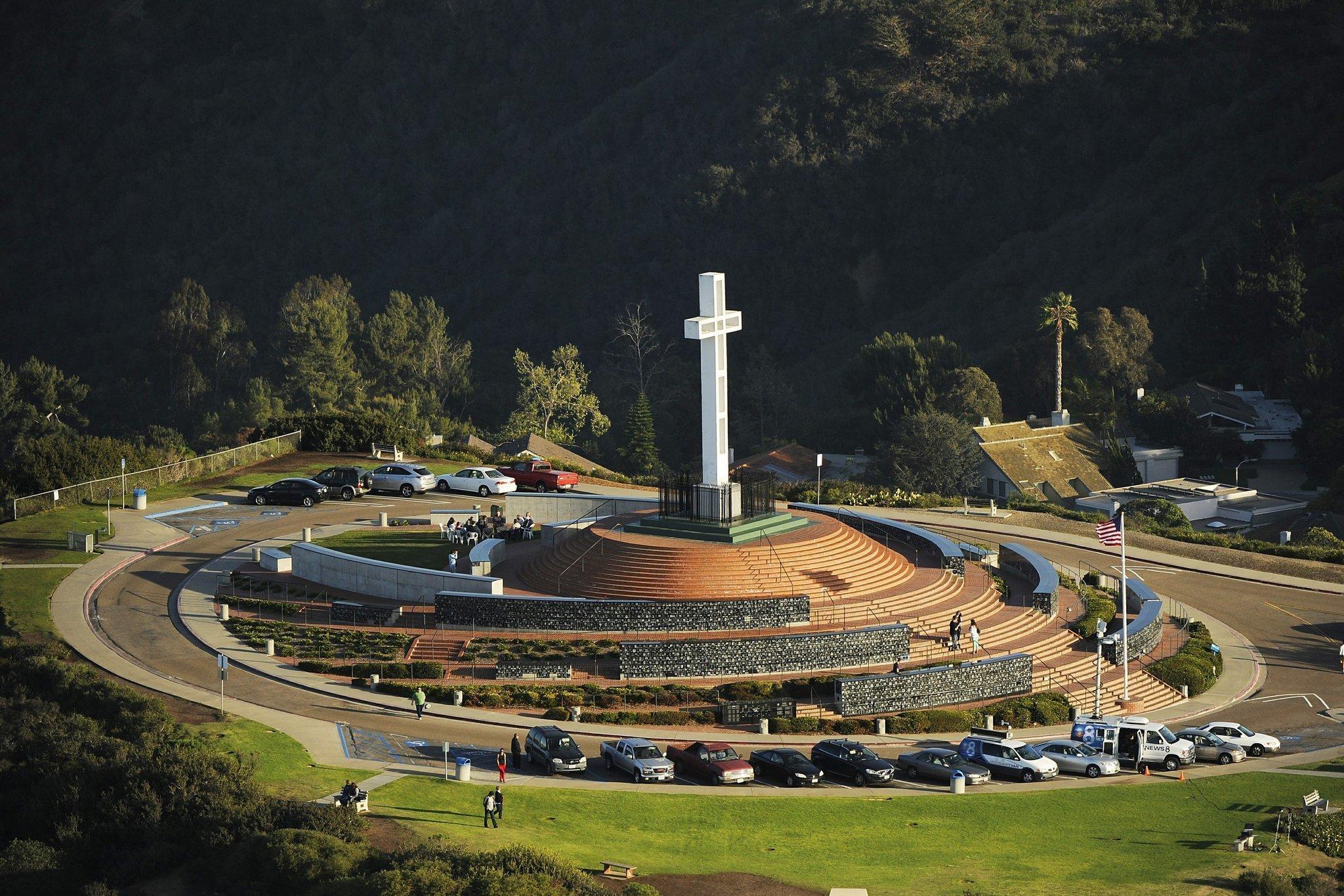 Mount Soledad Presbyterian Church San Diego La Jolla