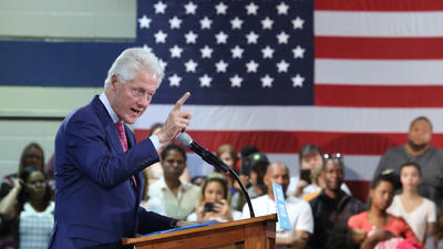 The other Clinton in Florida: Our nation's bubba-in-chief, Bill ...