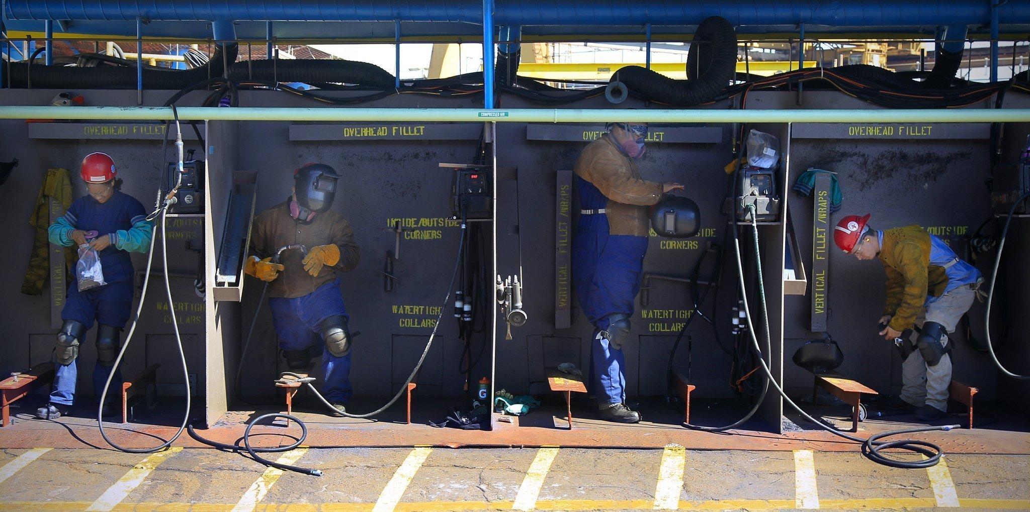 Nassco Shipyard Workers Wanted The San Diego Union Tribune