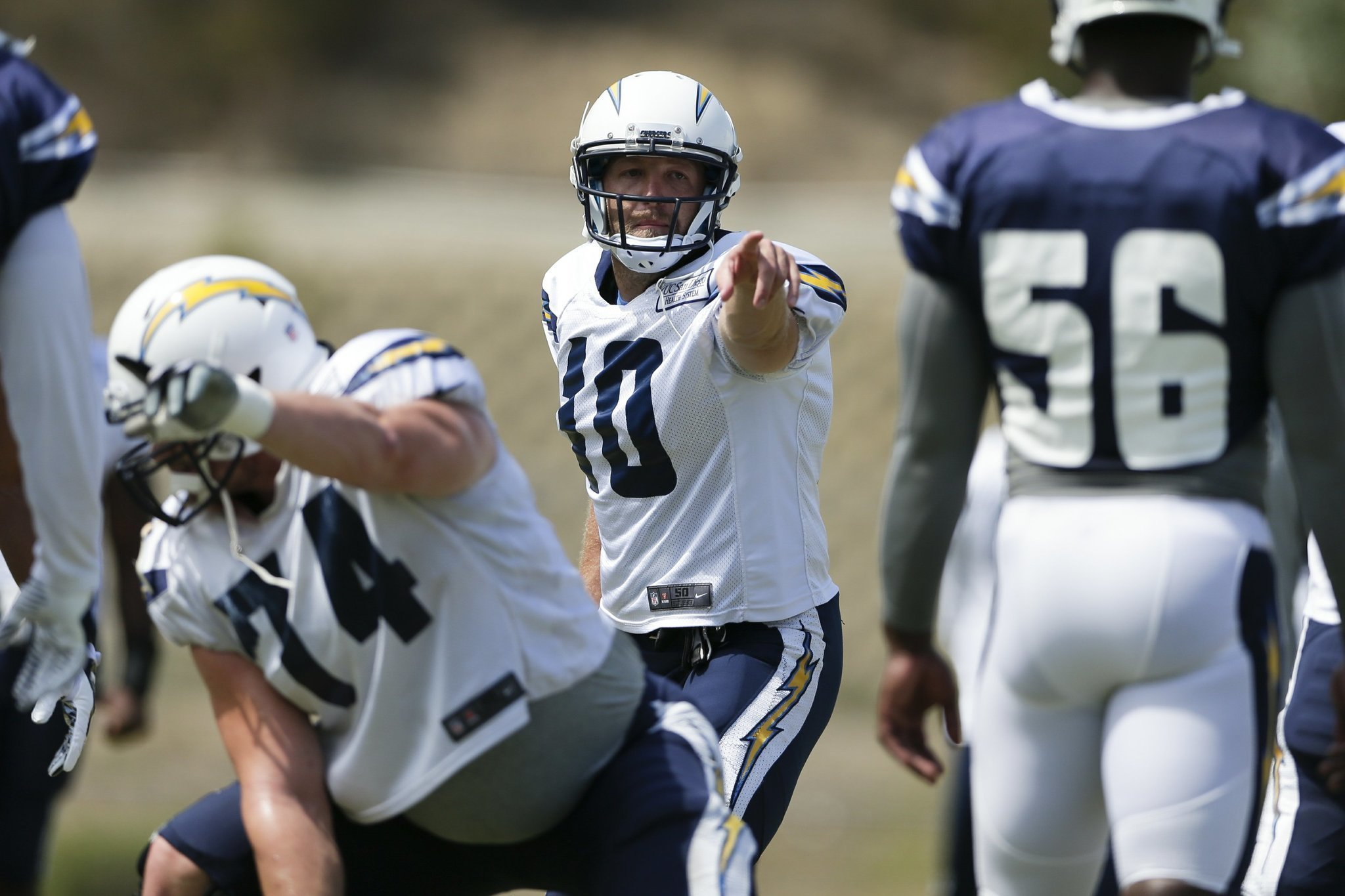 Chargers Coach Mike Mccoy Rested Several Starters On