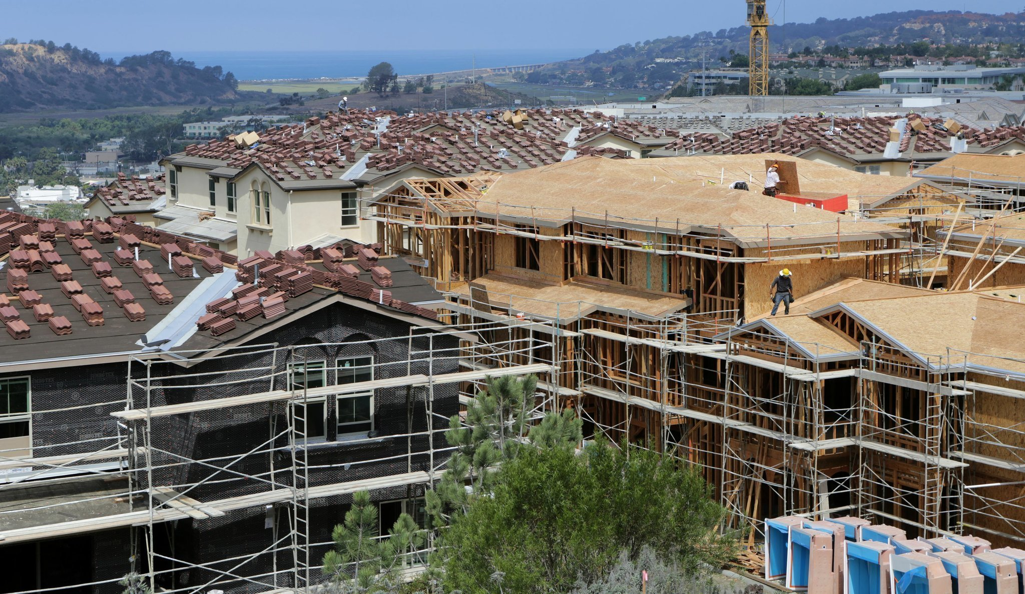 San Diego Torrey Pines New Construction Homes