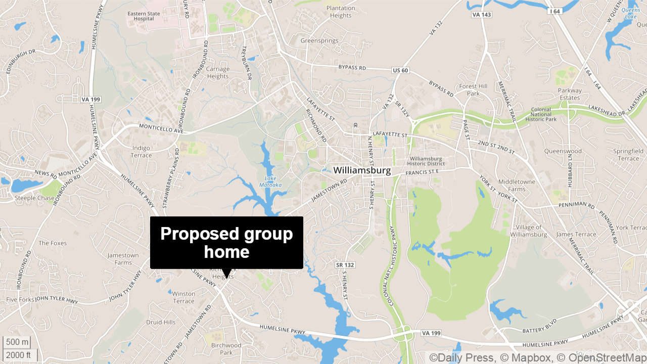 Williamsburg administrator objects to proposed group home the williamsburg administrator objects to proposed group home the virginia gazette gumiabroncs Images