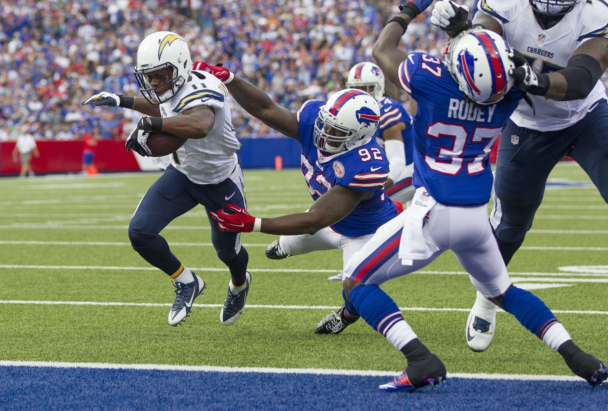 3 Big Moments From Chargers Vs Bills The San Diego Union