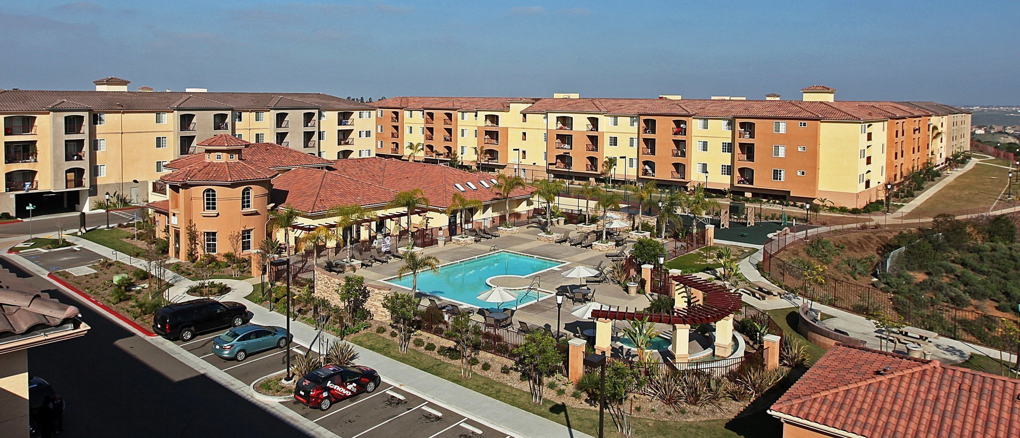Greenfield Village apartments sold for $150 million - The San Diego ...