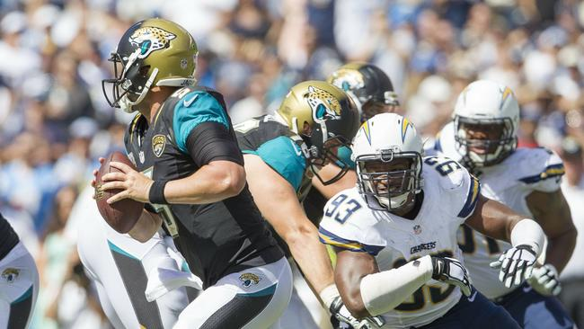 3 big moments: san diego chargers vs. jacksonville jaguars - the san