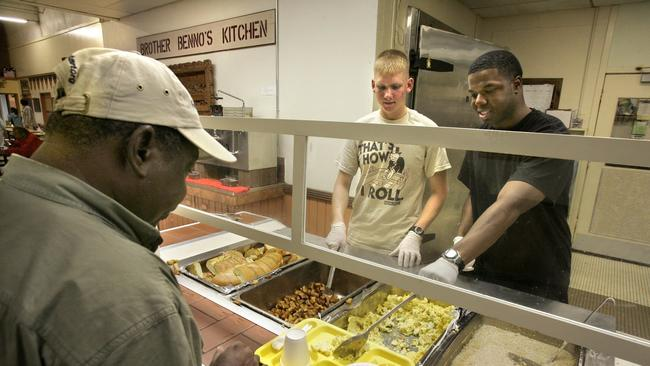 Brother Benno\'s soup kitchen holds fundraiser - The San Diego Union ...