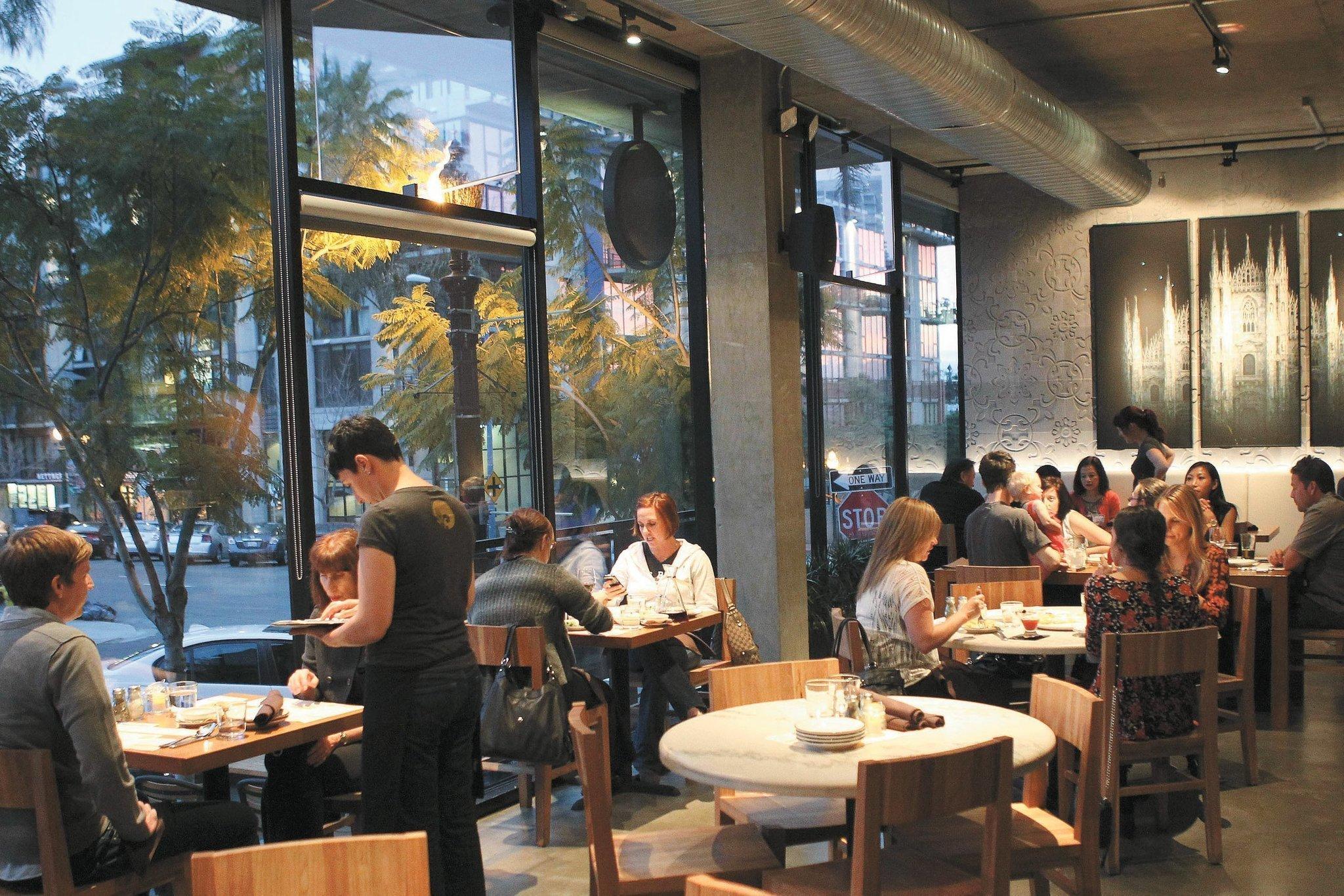 Restaurant Owner Italian Restaurants Little Italy San Diego
