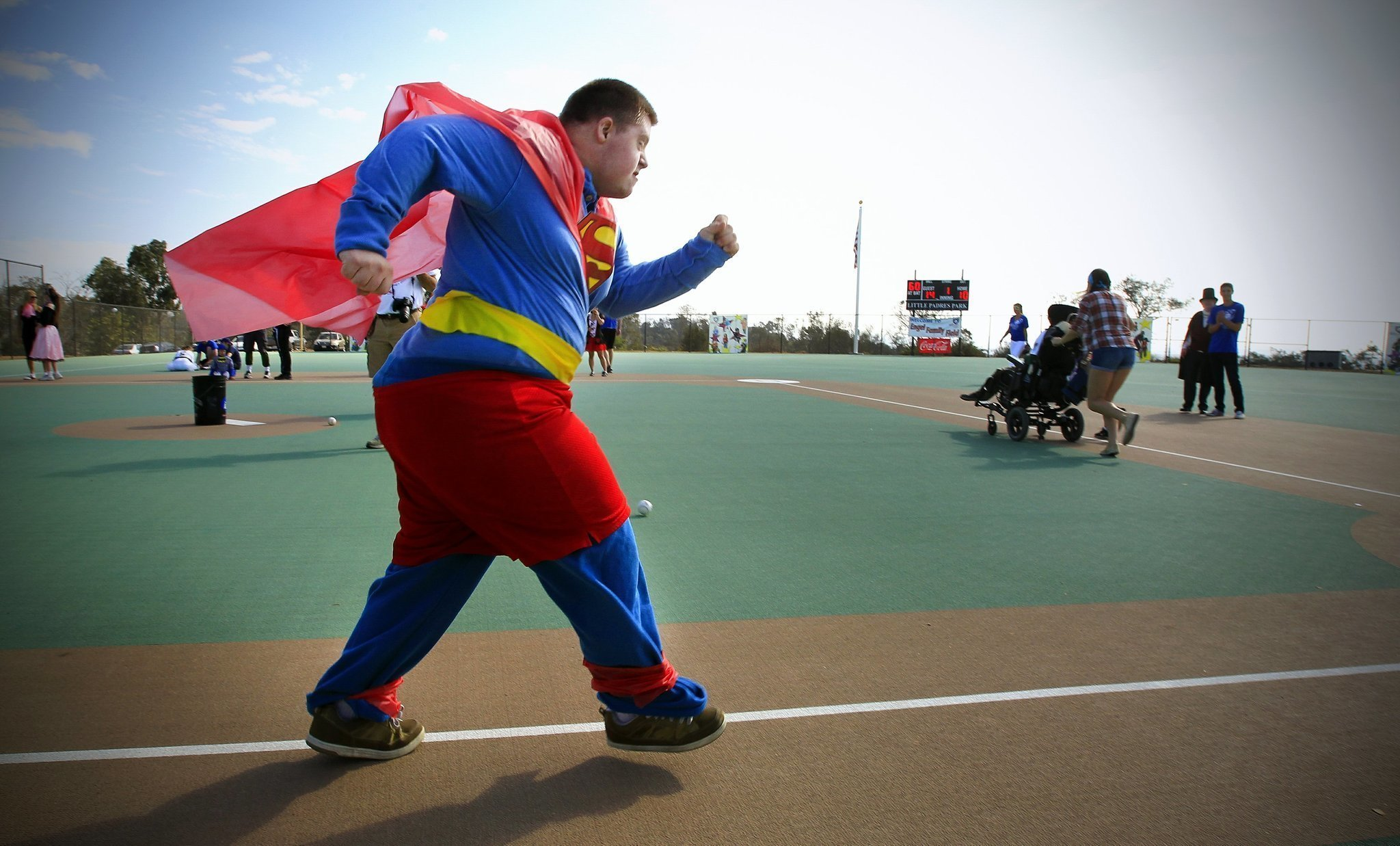 celebrity pitchers play ball with special kids the san diego union tribune - Pitchers For Kids