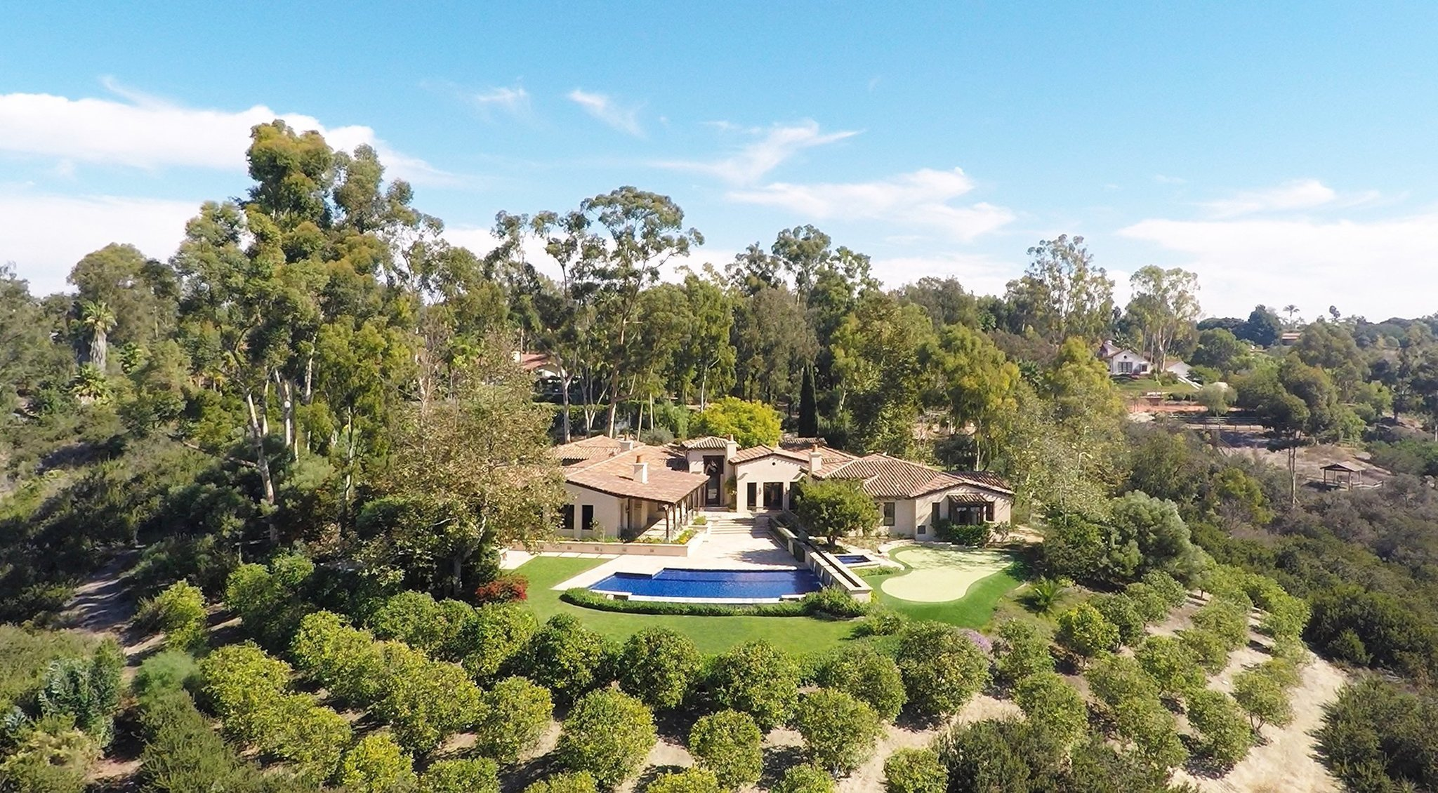 Former Pga Champion Phil Mickelson Has Listed His Rancho