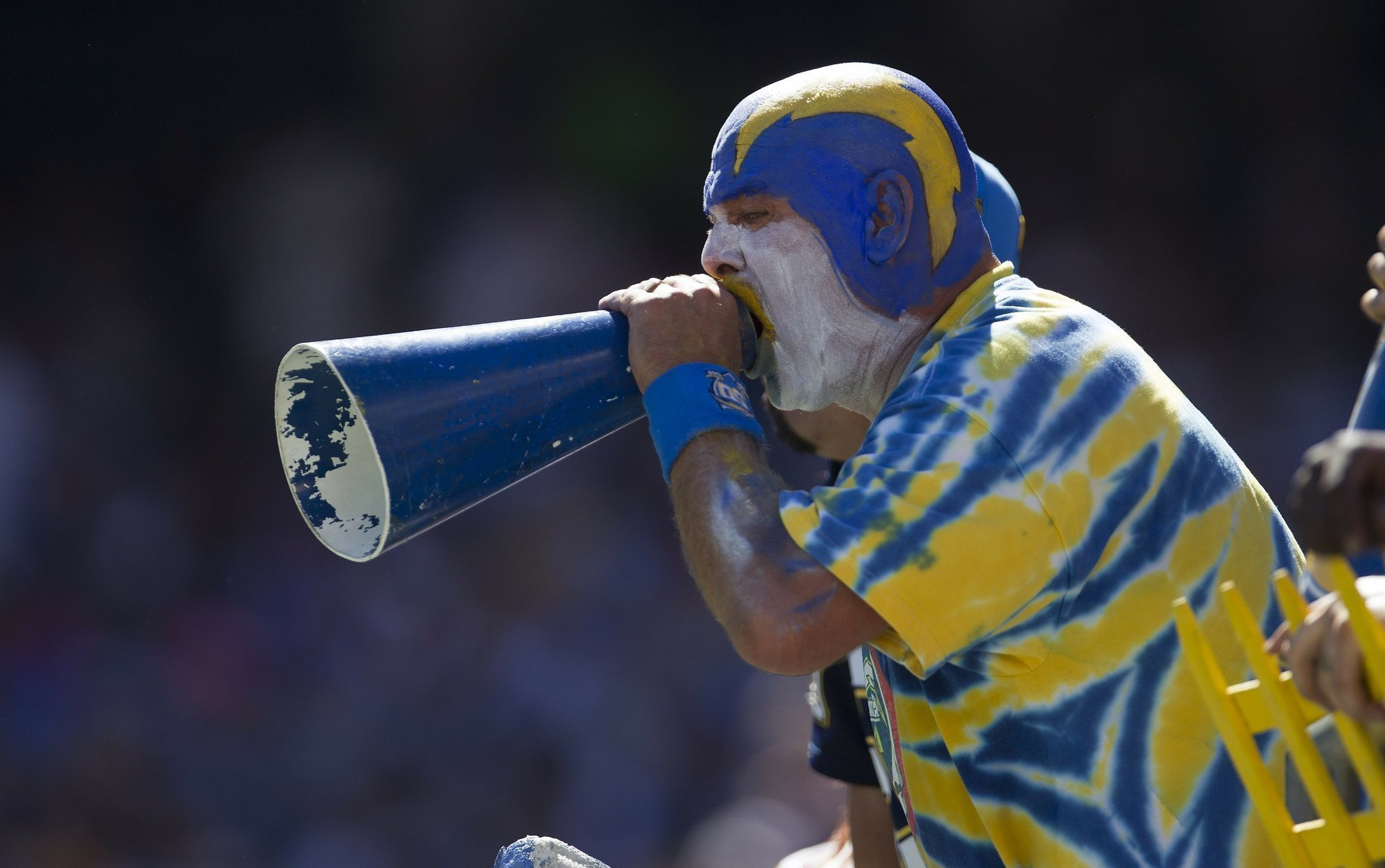 No Blackouts For Chargers In 2014 The San Diego Union