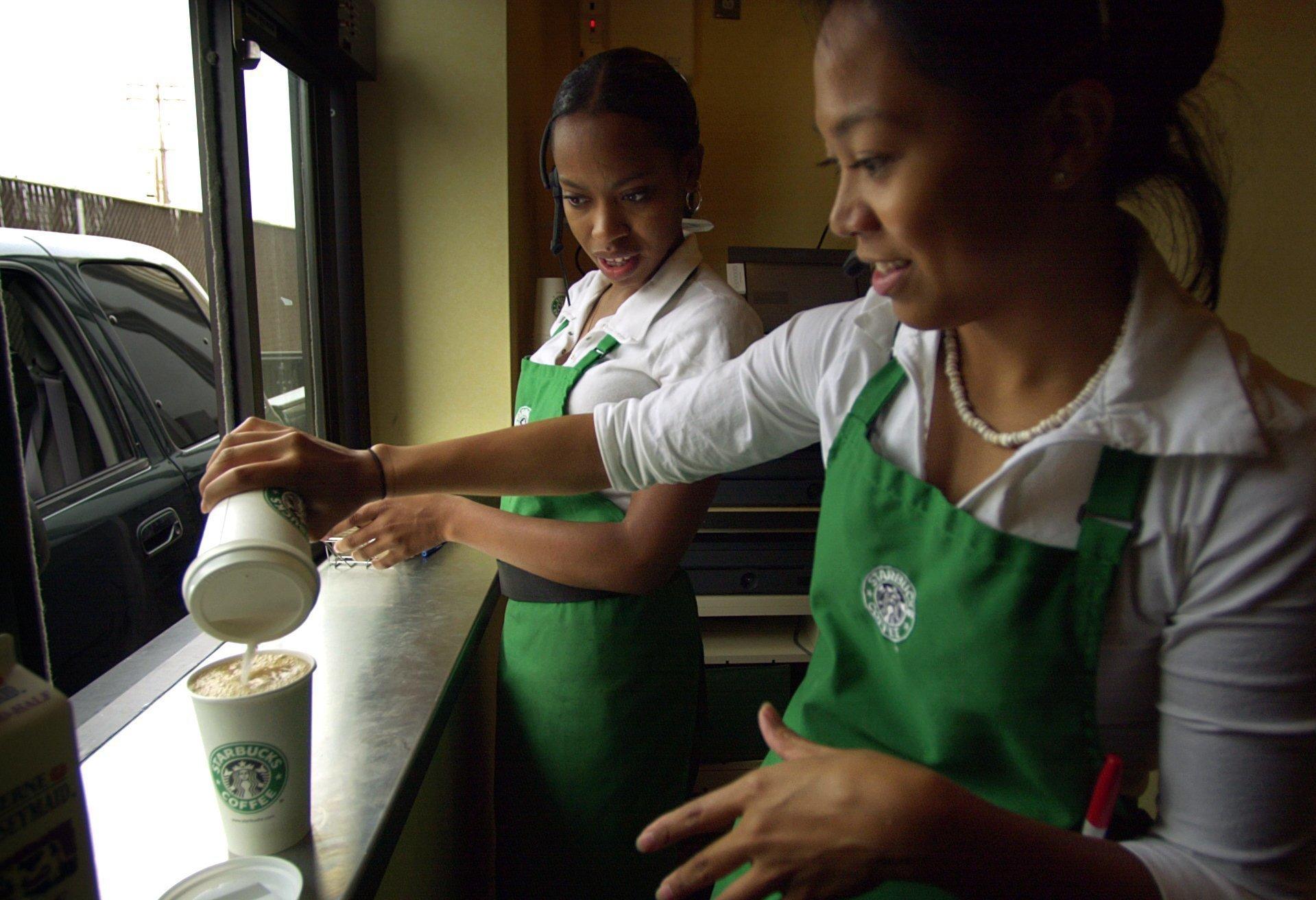 Starbucks Employee Dress Code Shoes