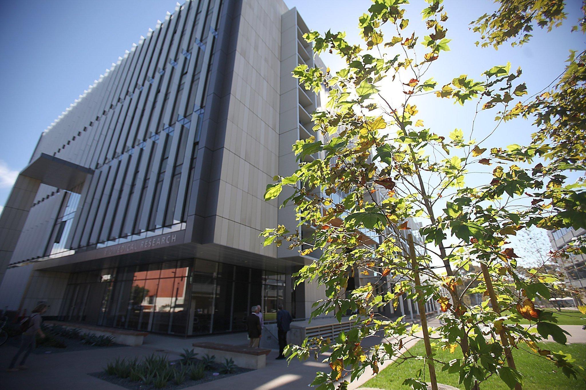 Anatomy Of Ucsd Biomed Winner The San Diego Union Tribune