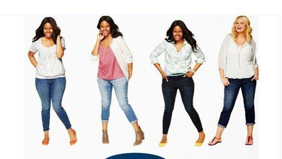 old navy change petition spurs plus size clothing debate - the san
