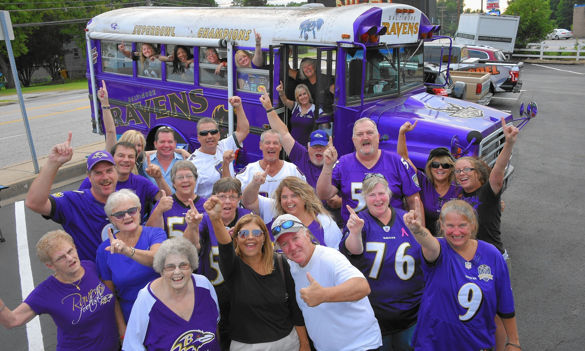 Tailgate Tips From Ravens Roost Experts Baltimore Sun