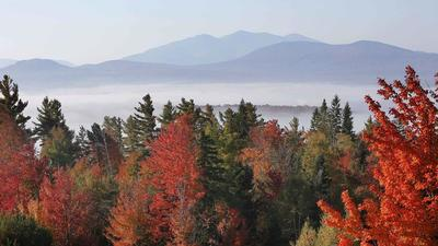 Must-see fall foliage vistas off the beaten path