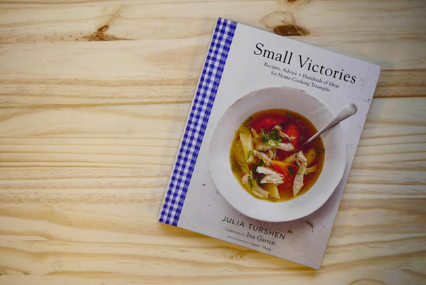 Small victories cookbook empowers home cooks with tried and true small victories cookbook empowers home cooks with tried and true techniques chicago tribune forumfinder Choice Image