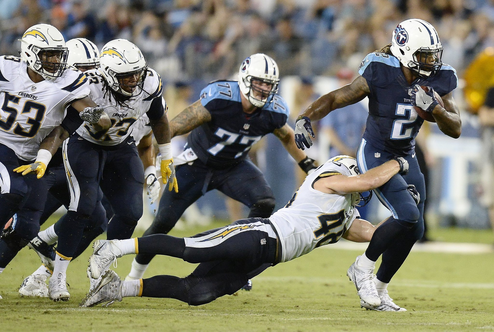 Projected Final Initial Chargers Roster The San Diego