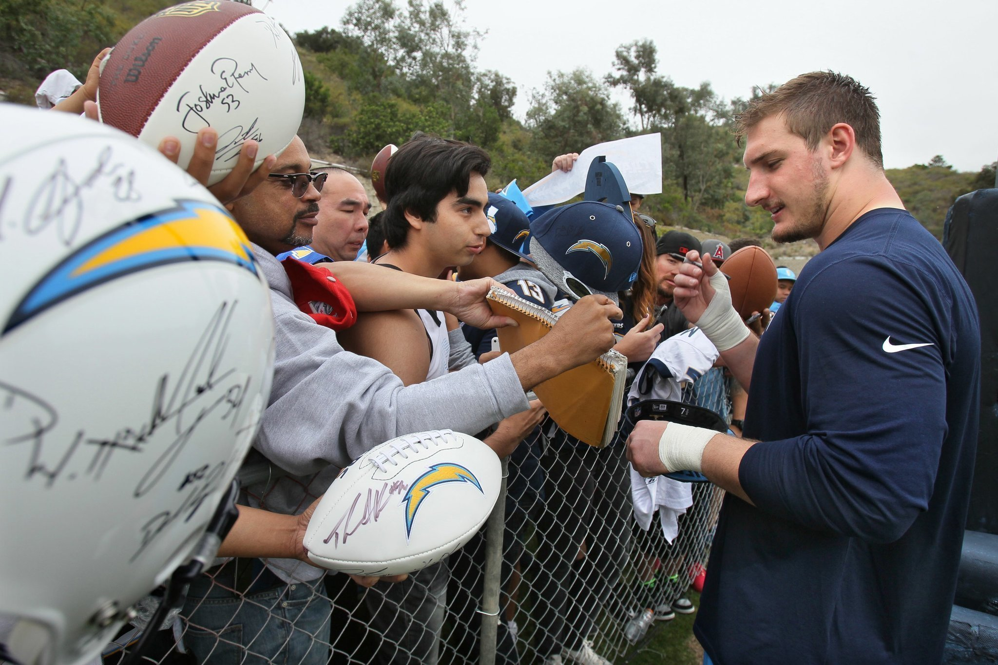 Spanoses Need To Budge On Bosa Stalemate The San Diego