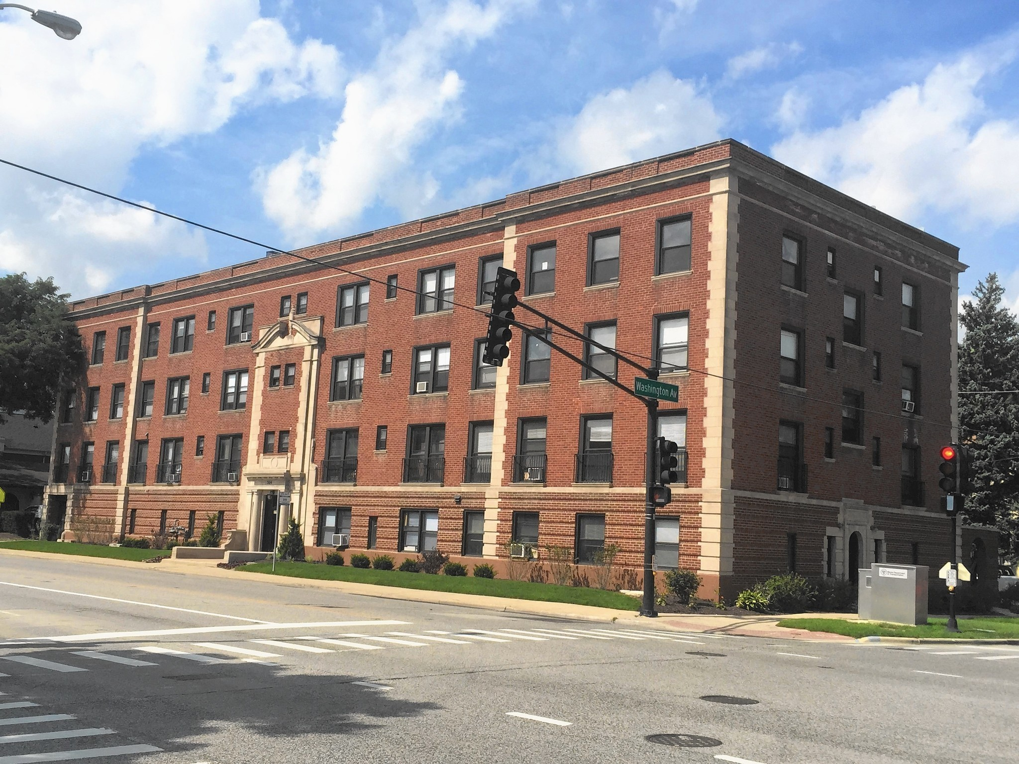 Owner aims to boost profile of 88 year old park ridge for Park ridge building department