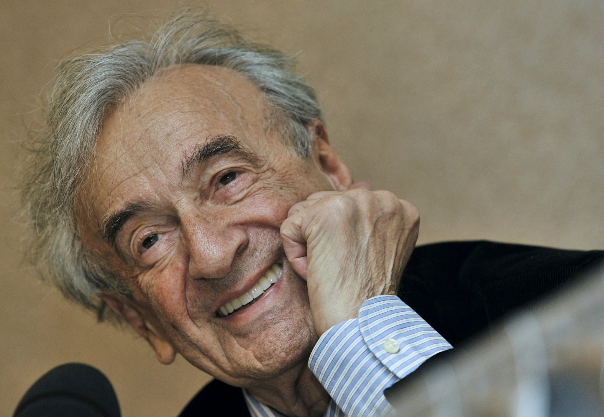 Elie Wiesel Was A Witness To Evil And A Symbol Of Endurance The