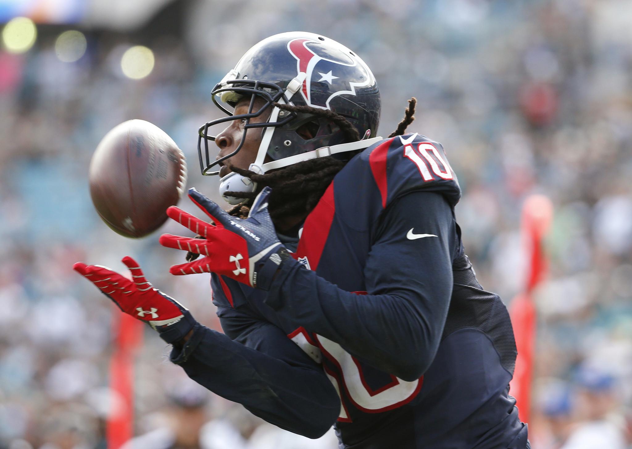 Bears secondary faces major challenge in Texans DeAndre Hopkins