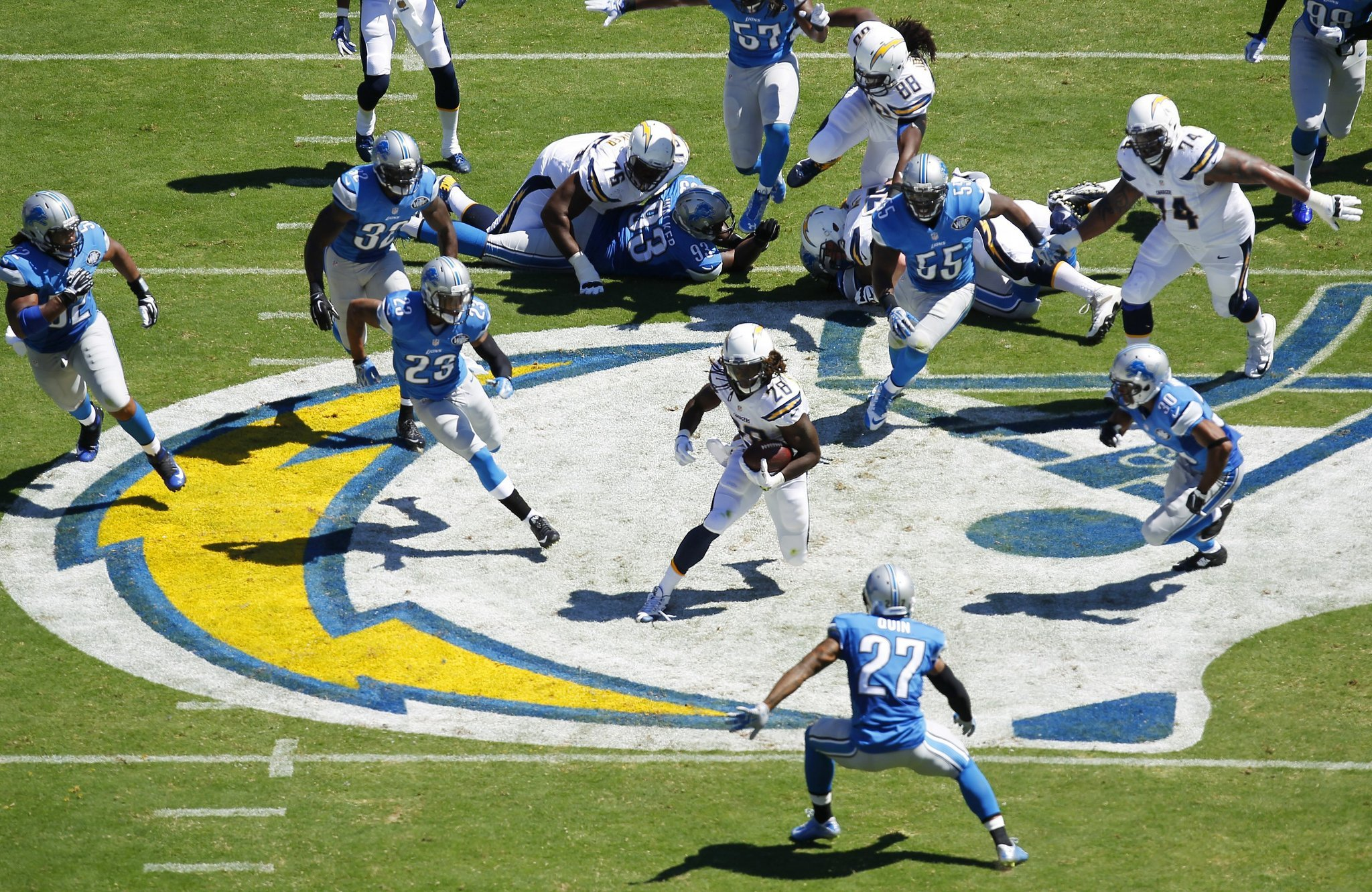 Photo Gallery San Diego Chargers Home Opener Against The
