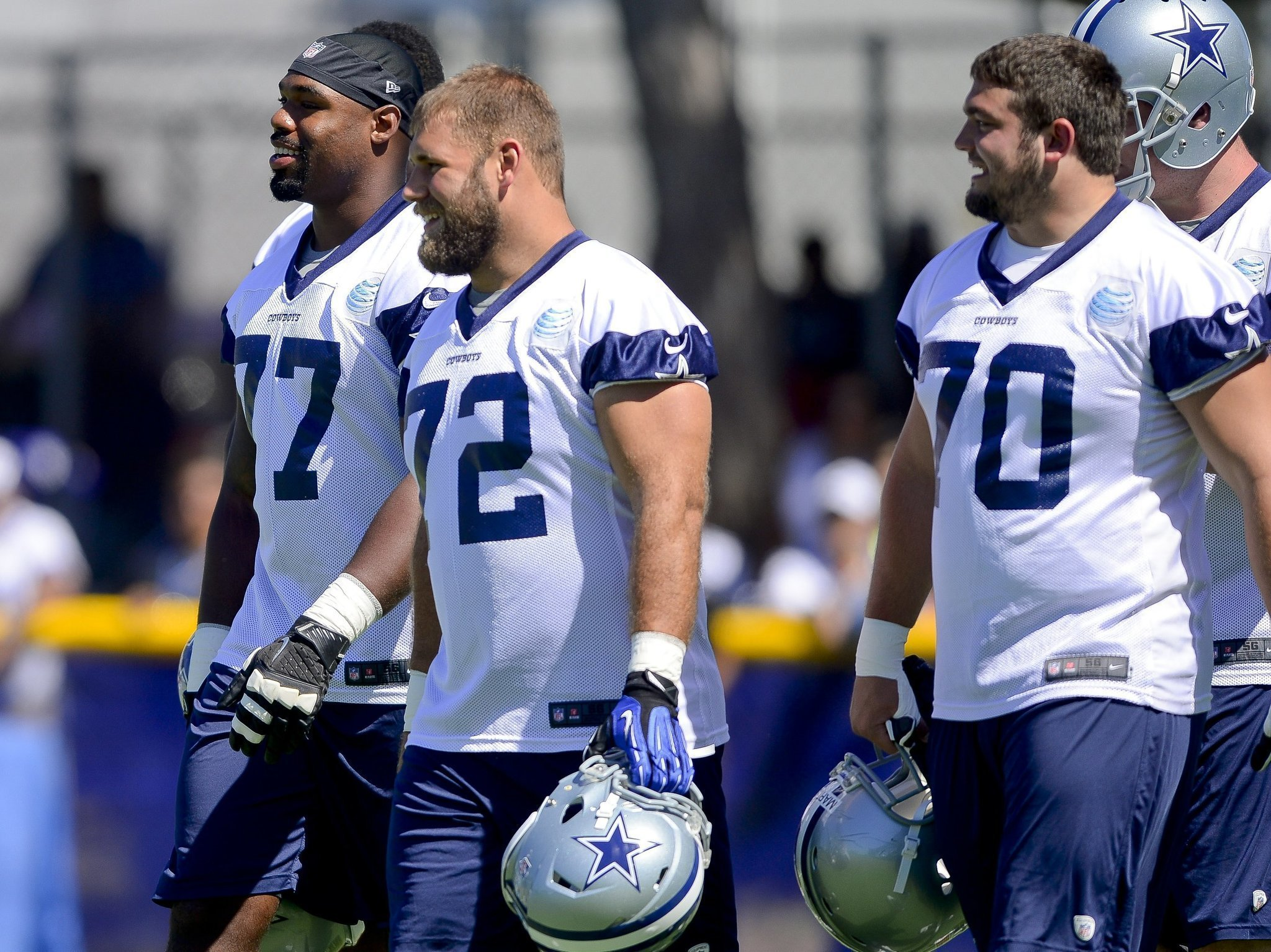 Cowboys test will be good for Chargers D front The San Diego