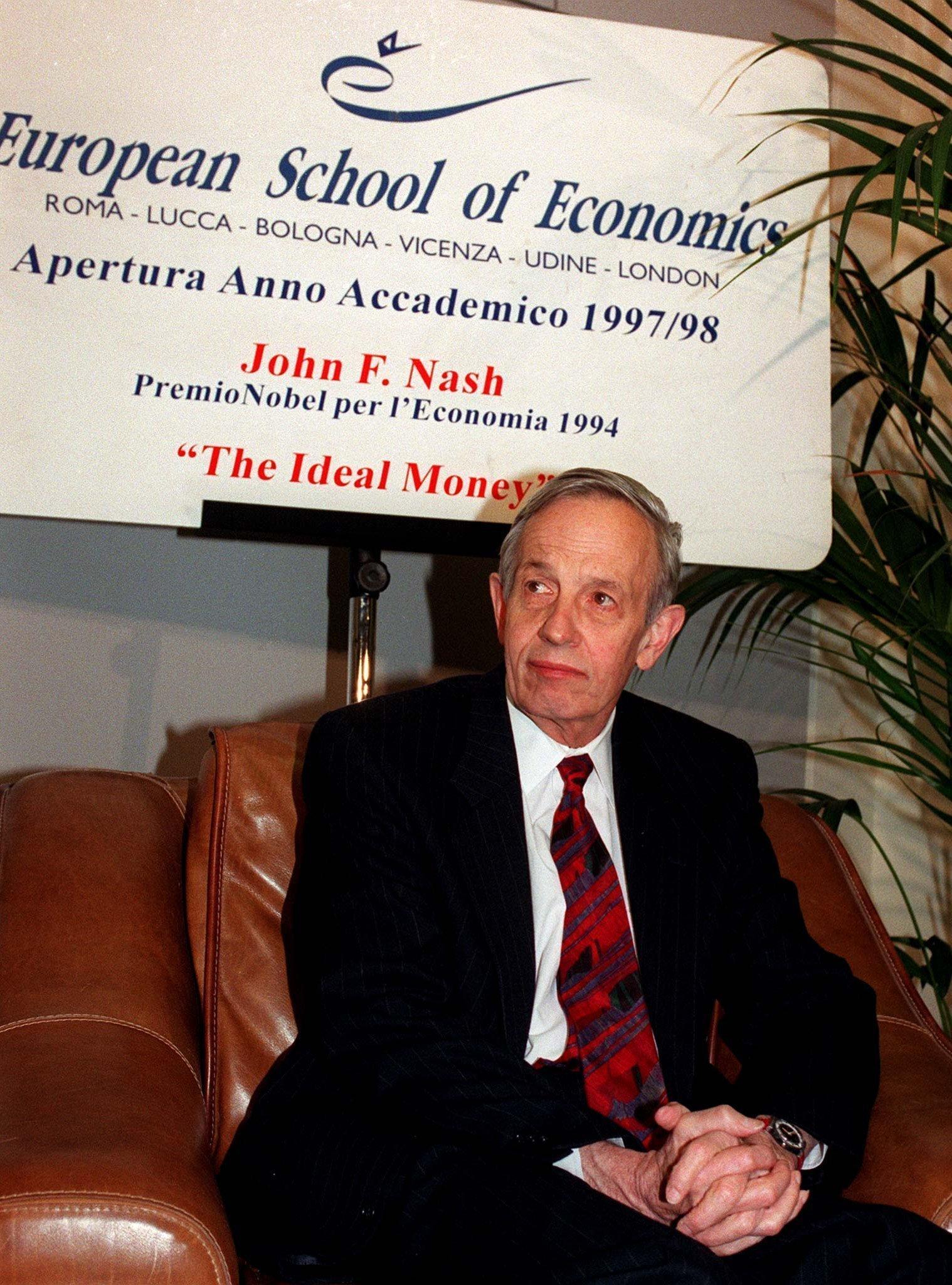 American mathematician John Nash: biography, achievements and interesting facts 48