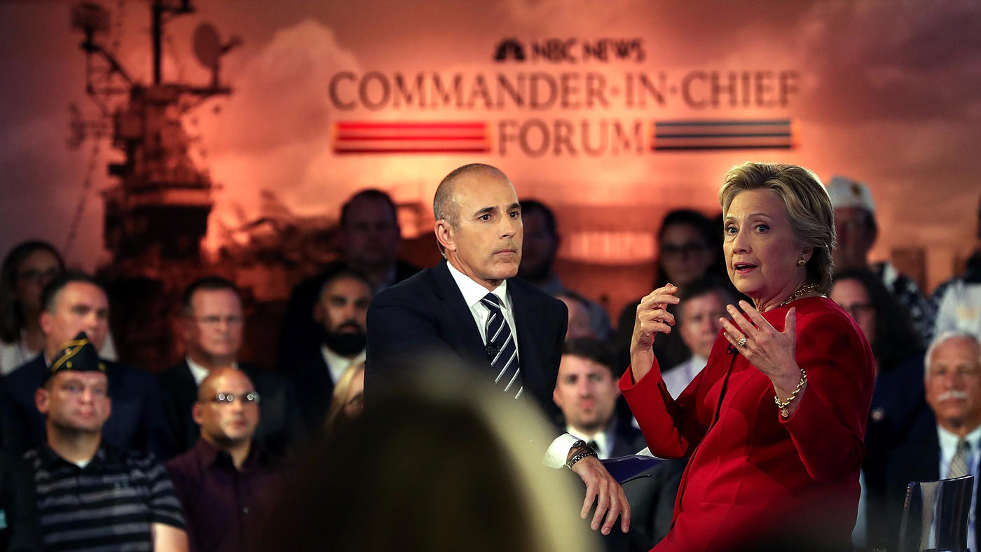 Clinton camp: Trump has 'no plan' for IS